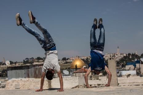 37% - East Jerusalem Stories